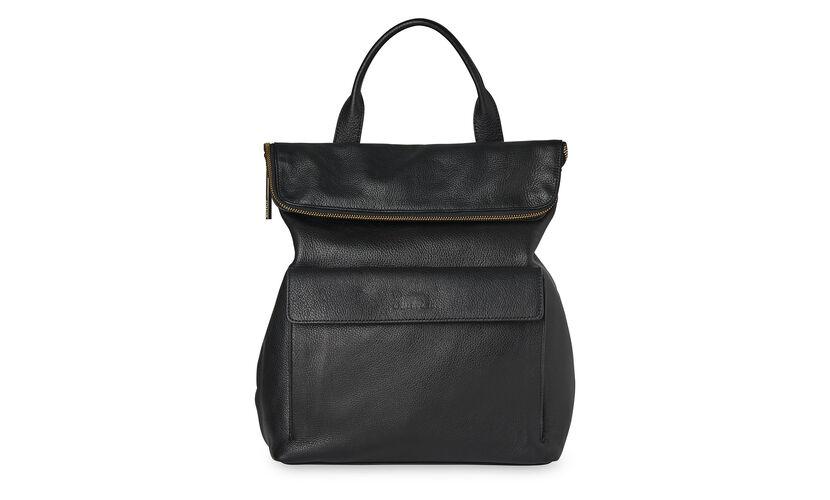 Verity Backpack, in Black on Whistles