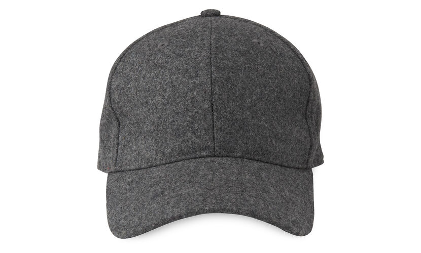 Baseball Cap, in Grey on Whistles