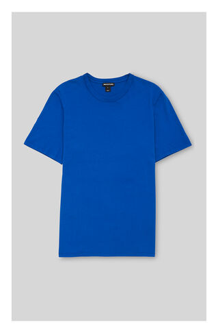 Everyday Regular Fit T-Shirt, in Blue on Whistles