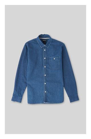 Authentic Denim Shirt, in Denim on Whistles