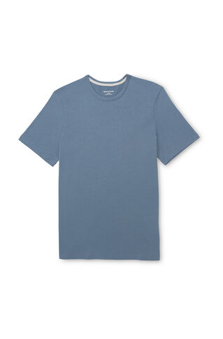 Everyday Regular Fit T-Shirt, in Pale Blue on Whistles
