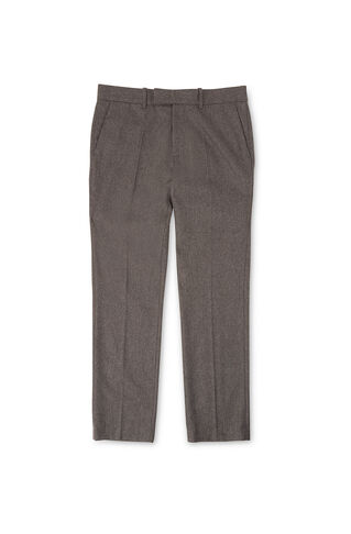 Slim-Fit Tailored Trousers, in Beige on Whistles