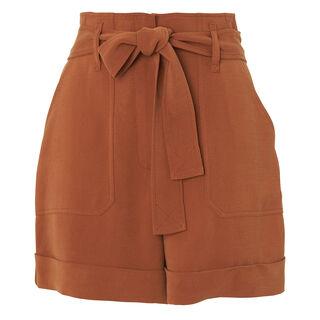 Cargo Pocket Short, in Rust on Whistles