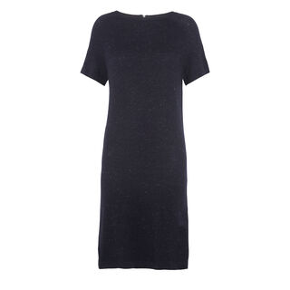 Annie Sparkle Tunic Knit Dress, in Navy on Whistles