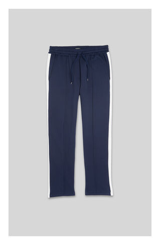Stripe Track Pant, in Blue/Multi on Whistles