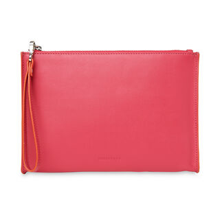 Jaspar Contrast Wristlet, in Pink/Multi on Whistles