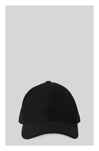 Baseball Cap, in Black on Whistles