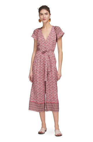 Alisha Print Jumpsuit, in Pink/Multi on Whistles