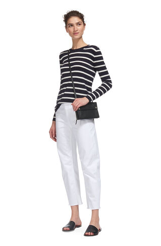 Stripe Annie Sparkle Knit, in Multicolour on Whistles