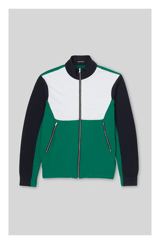 Colour Block Track Jacket, in Multicolour on Whistles