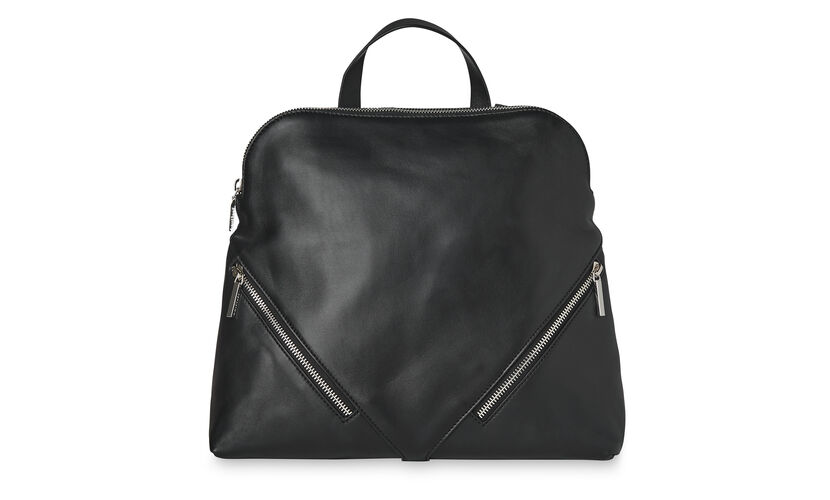 Salisbury Zip Around Backpack, in Black on Whistles