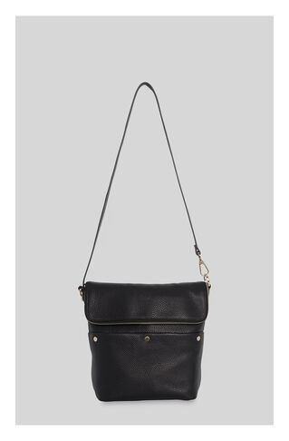 Cara Stud Slouchy Everyday Bag, in Black on Whistles