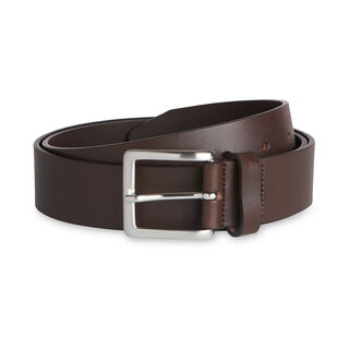Leather Jeans Belt, in Brown on Whistles
