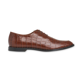 Weston Studded Lace Up Shoe, in Tan on Whistles