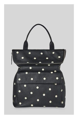 Limited Spot Verity Backpack, in Black on Whistles