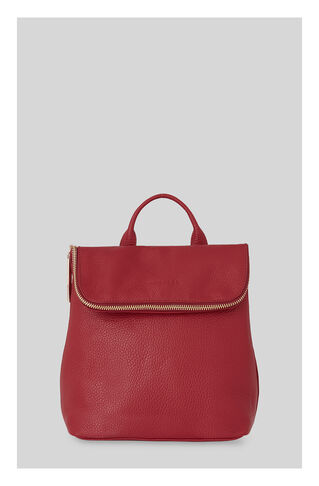 Mini Verity Backpack, in Red on Whistles