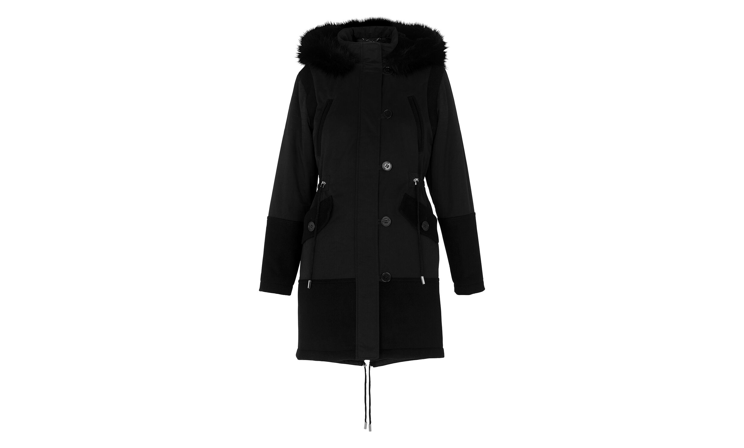 Whistles wool parka