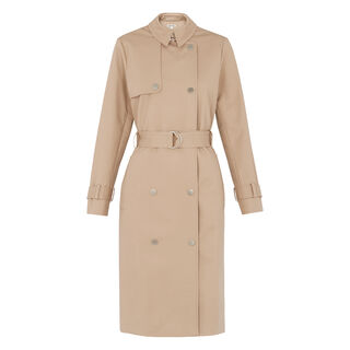 Classic Trench Coat, in Beige on Whistles