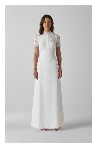 Wedding dresses wedding dresses jumpsuits whistles scarlett wedding dress junglespirit Gallery