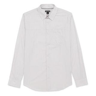 Stripe Cotton Shirt, in Grey on Whistles