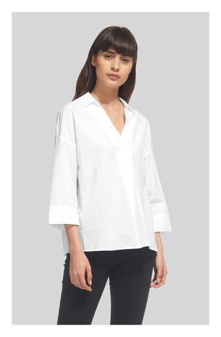 Lola Shirt, in White on Whistles