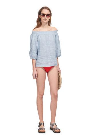 Ohio Bikini Bottom, in Red on Whistles