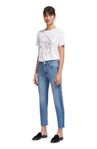 Jess Slim Leg Jeans, in Denim on Whistles