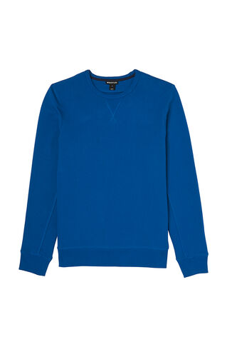 Everyday Sweatshirt, in Blue on Whistles