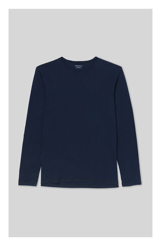 Long Sleeve Everyday T-Shirt, in Navy on Whistles