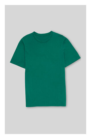 Everyday Regular Fit T-Shirt, in Green on Whistles