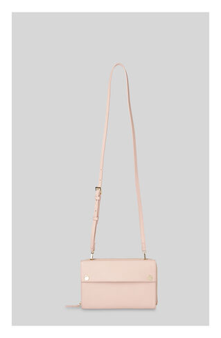 Aubry Crossbody Bag, in NUDE on Whistles