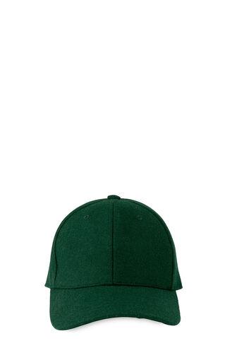 Baseball Cap, in Dark Green on Whistles