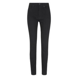 Black Skinny Jean, in Black on Whistles