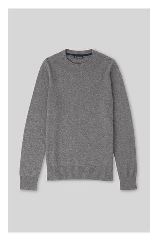 Cashmere Sweater, in Grey on Whistles