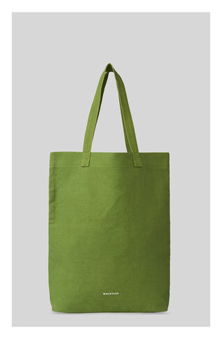 Canvas Tote Bag, in Khaki on Whistles