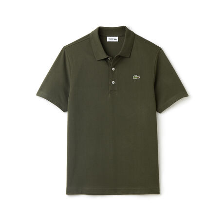 Men's Lacoste SPORT Tennis regular fit polo in ultra-lightweight knit